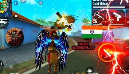 Free fire best gameplay in india