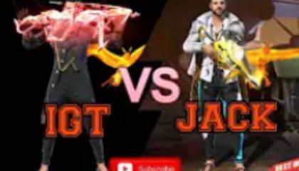 IGT VS JACK OP 1 VS 1