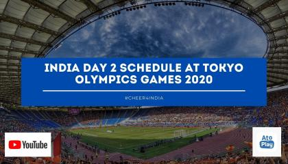 India 🇮🇳 Day 2 (25-july-2021) Schedule at Tokyo Olympics games 🏋️♀️🏃♂️🎾🏅| cheer4india | s sharma channel