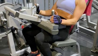 Hot model fitness motivation video 🔥💪
