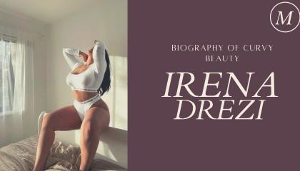Irena Drezi model biography