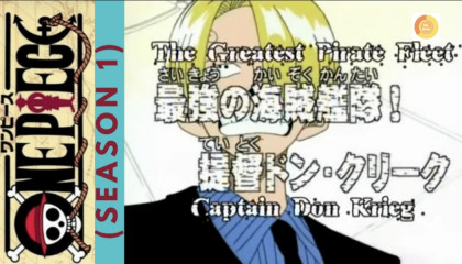 One piece ( season 1) - Episode 21 [ eng sub]