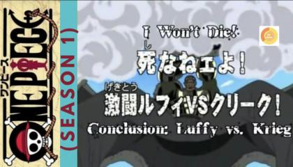 One piece ( season 1) - Episode 28 [ eng sub]