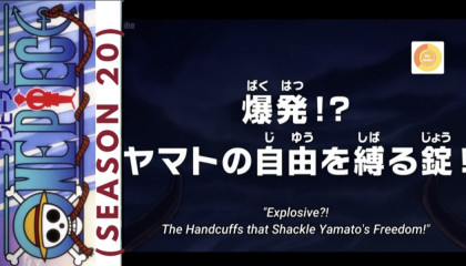 One piece (season 20) - Episode 993 [ eng sub]