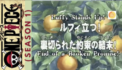 One piece ( season 1) - Episode 37 [ eng sub]