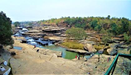 Windom fall Mirzapur photos, mirzapur waterfall मिर्ज़ापुर विंडम फाल Tanda Fall