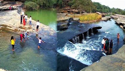 Windom Fall Vlogs traveling vlogs in Mirzapur 2021विंडम फॉल अद्भुत प्लेस, विंडम