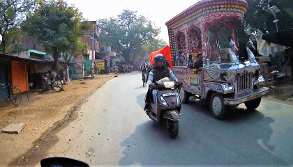 Mirzapur Village Scene मिर्ज़ापुर गांव के सुंदर नज़ारे। traveling Vlogs in Mirzapu