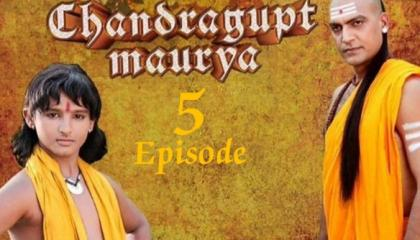 Chandragupt Maurya Episode 5