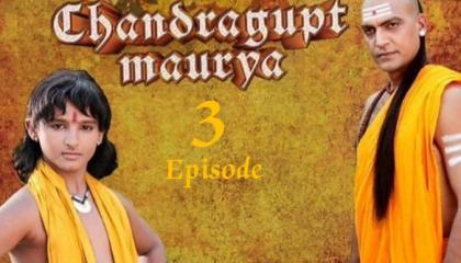Chandragupt Maurya Episode 3