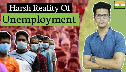 Unemployment in India  Harsh reality of skilled youth in India  By Mohit kale.