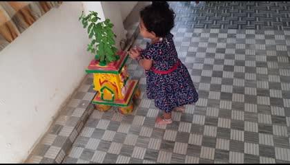 baby activitiespooja timefunny activities by baby