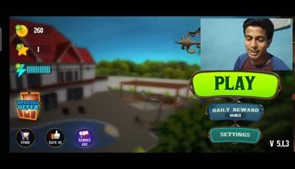 Uncle se revenge  scary stranger 3d gameplay1 Gamersanjoy