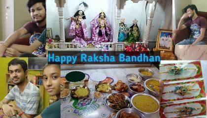 happy rakhsha bandhan.. 🥰