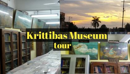 krittibas museum tour
