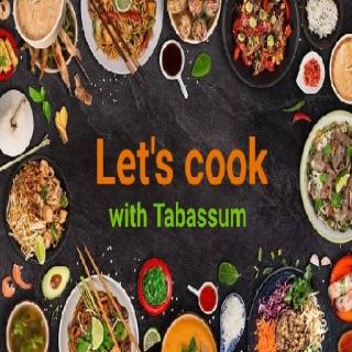 Let's Cook with Tabassum