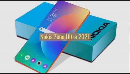 Nokia Zeno Ultra 2021specs: Huge 8700mAh Battery