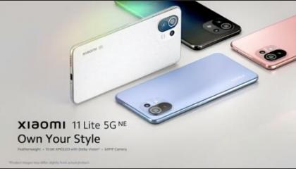 Xiaomi 11 Lite 5G Mobile 2021 _5G