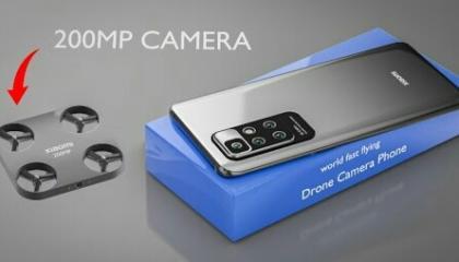Xiaomi Flying Camera phone, 200MP _5G