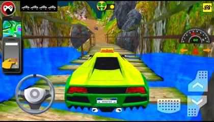 Lamborghini Taxi City Driving Adventure Game 2021