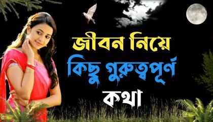 জীবন নিয়ে কিছু গুরুত্বপূর্ণ কথা  Life Changing Motivational Quotes In Bengali  Motivate Take