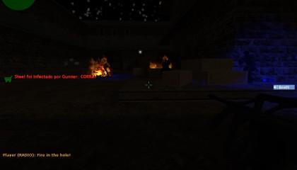 Counter Strike 1.6 zombie mod