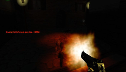 Counter Strike 1.6 zombie gameplay nostálgico