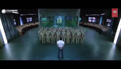 ब्रह्मानंदम ने जब बन्दूक उठाई - ब्रह्मानंदम और अल्लू अर्जुन का कॉमेडी वीडियो -