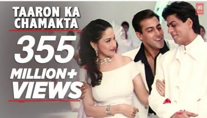 Taroon Ka Chamkta Gehna Ho  4K Video Song  Udit Narayan  Shahrukh Khan