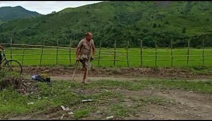 Village life in Manipur