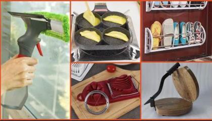 Amazon Unique Kitchen Products/ Smart Kitchen Appliances/ By Shop With Passion