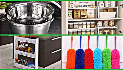 Amazon Storage Racks/ Kitchen Organizers/ Useful Gadgets With Links