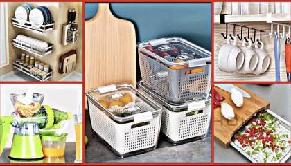 Amazon Unique Kitchen Gadgets/ Smart Kitchen Appliances..