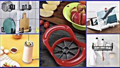 Amazon Kitchen Gadgets / Cool Kitchen Item's For Every Home