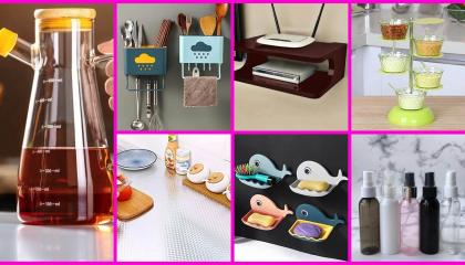 Space Saving Kitchen Products/ Useful Kitchen Gadgets