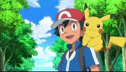 Pokémon XY SE17 Episode34 HINDI