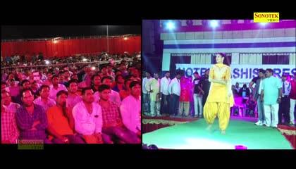 sapna chaudhari dance