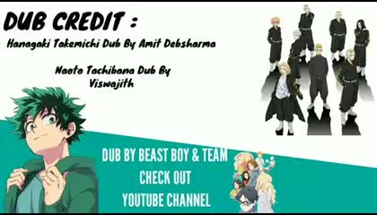 Tokyo Revenger Episode 8 In Hindi Dubbed by BEAST BOY AND TEAM