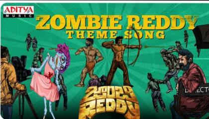 Zombiereddy theem song ADITYA MUSIC ✅✅✅