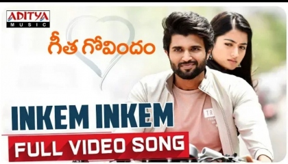 Imkem Imkem kavale Full video song ADITYA music 🎵🎵🎵Geetha Govindam songs