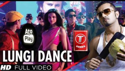 Lungi Dance chennai Express New video T SERIES ORIGINAL 🎵