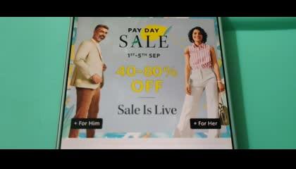 Last Day Myntra 80 Percent Sale  MyntraSale
