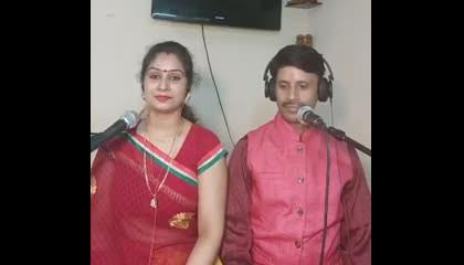Naino Mein Sapna Sapnon Mein Sajna covered by Preeti and Manoj