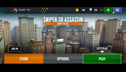SNIPER 3D MOBILE GAME