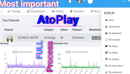 How to read autoplay channel