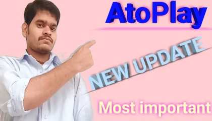 AtoPlay latest new update