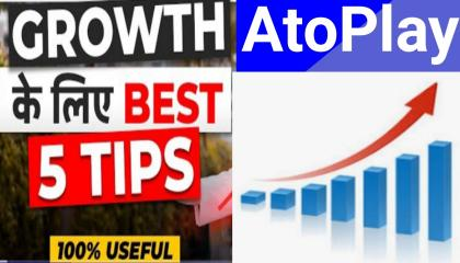 GROW YOUR AtoPlay CHANNEL
