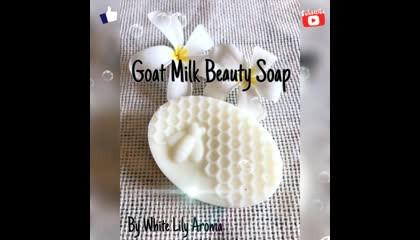 Goat Milk Beauty Soap