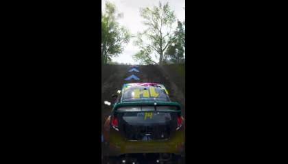 Froza Horizon 4 Racing car shorts