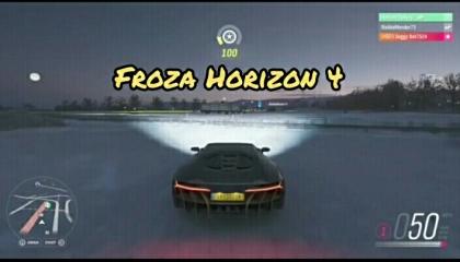 Froza Horizon 4 car stunt / Gamerz Lobby